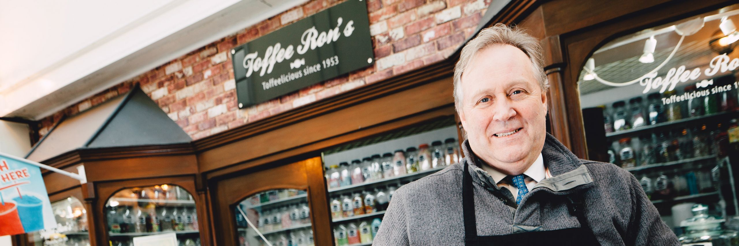 Toffee Ron's Wigan