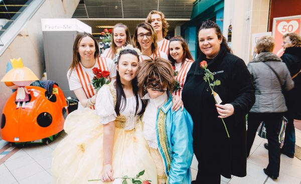 Wigan & Leigh College host a special Valentine's performance