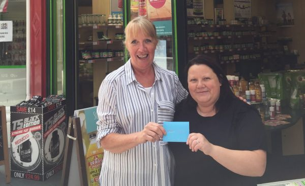 Woman wins £1,500 dream holiday after shopping in The Galleries