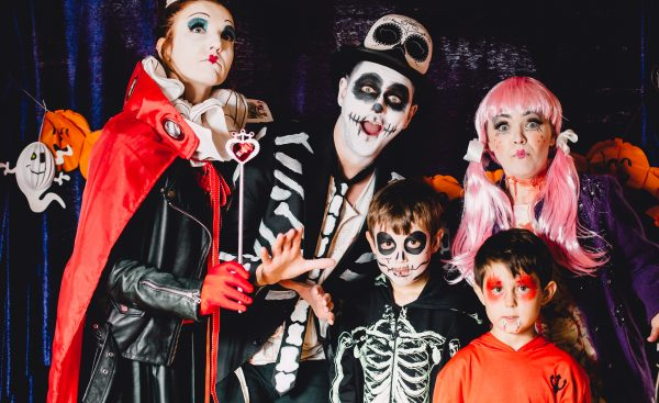 The Galleries' enjoys a ghoulish Halloween with local families