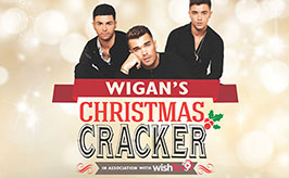 Wigan set to be lit up by nationally renowned boyband Union J