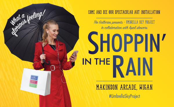 We're Shoppin' In The Rain