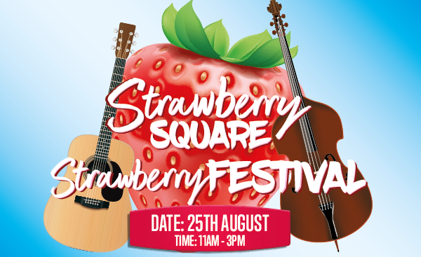 Strawberry Square Festival 25th August