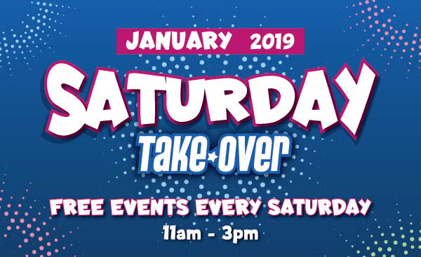 Saturday Takeover