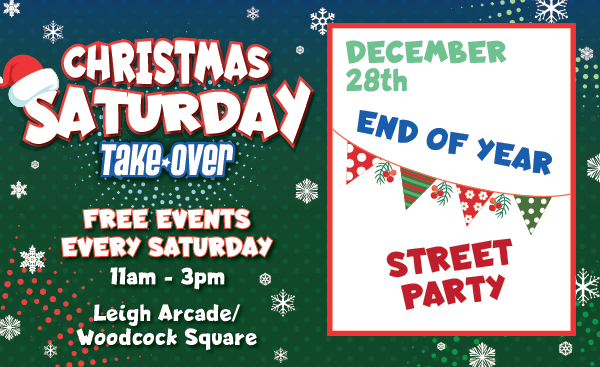 End of Year Street Party – 28th December