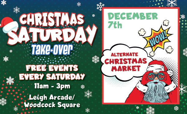 Alternate Christmas Market – December 7th
